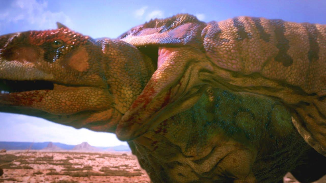 The Cannibal Dinosaur: Majungasaurus | Deadly Dinosaurs | Earth Unplugged