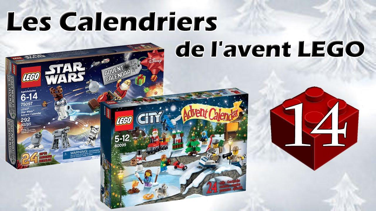 Calendrier Avent Lego City.Calendrier De L Avent Lego City Star Wars 14