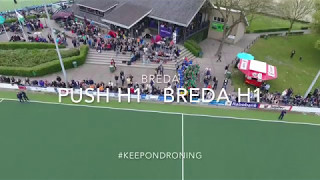 Push heren 1 vs. Breda heren 1