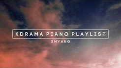 1 Hour KPOP OST RELAXING PIANO Collection for Studying and Sleeping