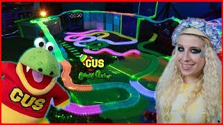 Magic Tracks Glow in the Dark and Light up Race Cars | As Seen on TV Toys!!!