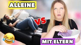 ALLEINE WOHNEN vs. MIT DEN ELTERN | Eltern die Jeder kennt  #2 | Annaxo