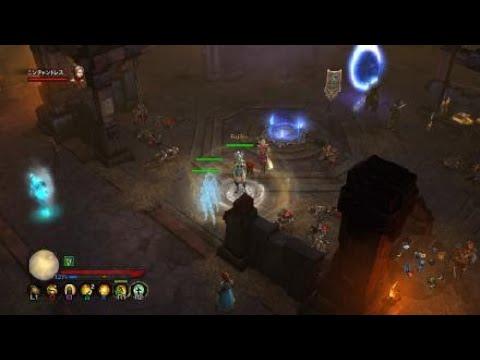 ディアブロ3 エイドリアの秘密を解き明かすまで眠れません! Diablo III
