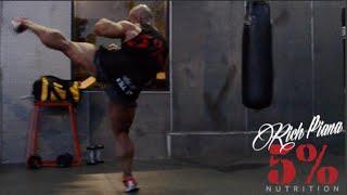 PEDRO THE PITBULL - MMA - FLEXIBILITY - Rich Piana