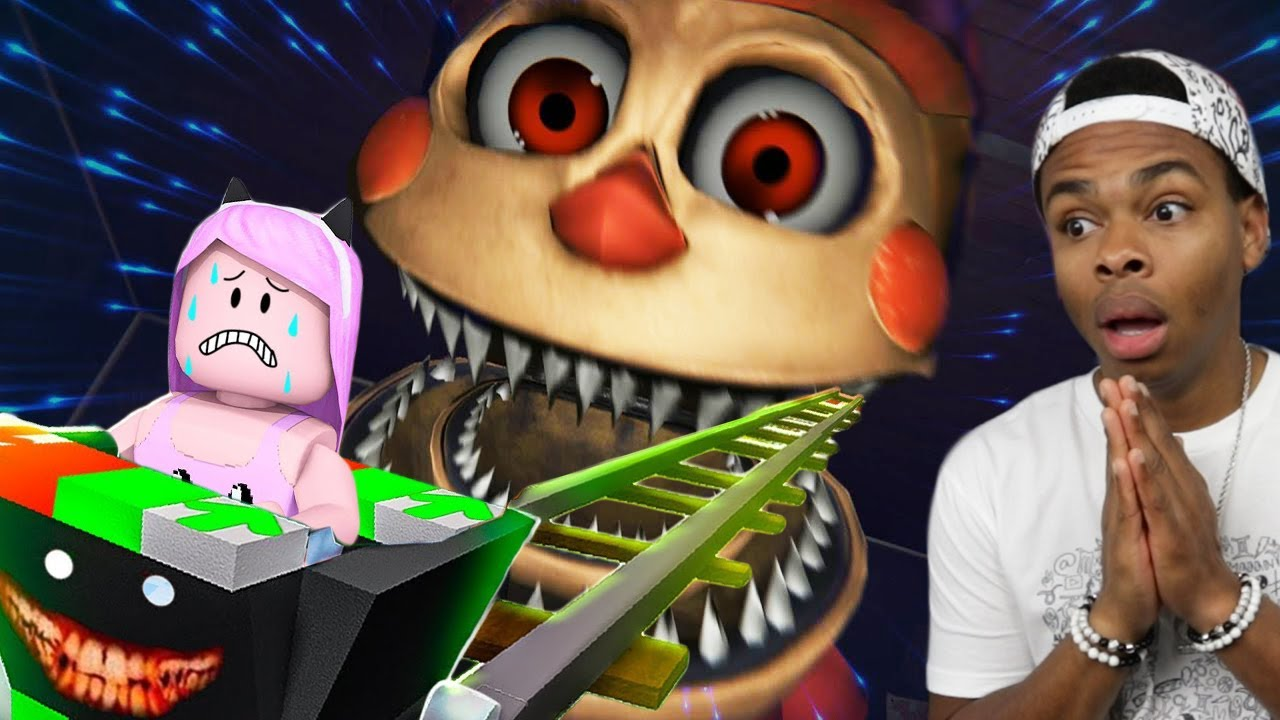 Download HELP THE PRINCESS NOOB ESCAPE THE ROBLOX CART RIDE EXPERIENCE IN ROBLOX