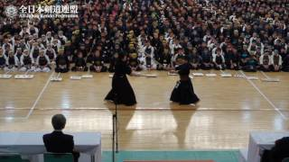 Keiko-Ho with Bokuto All Japan Boys and girls BUDO(KENDO)RENSEI TAIKAI on 23rd July 2016