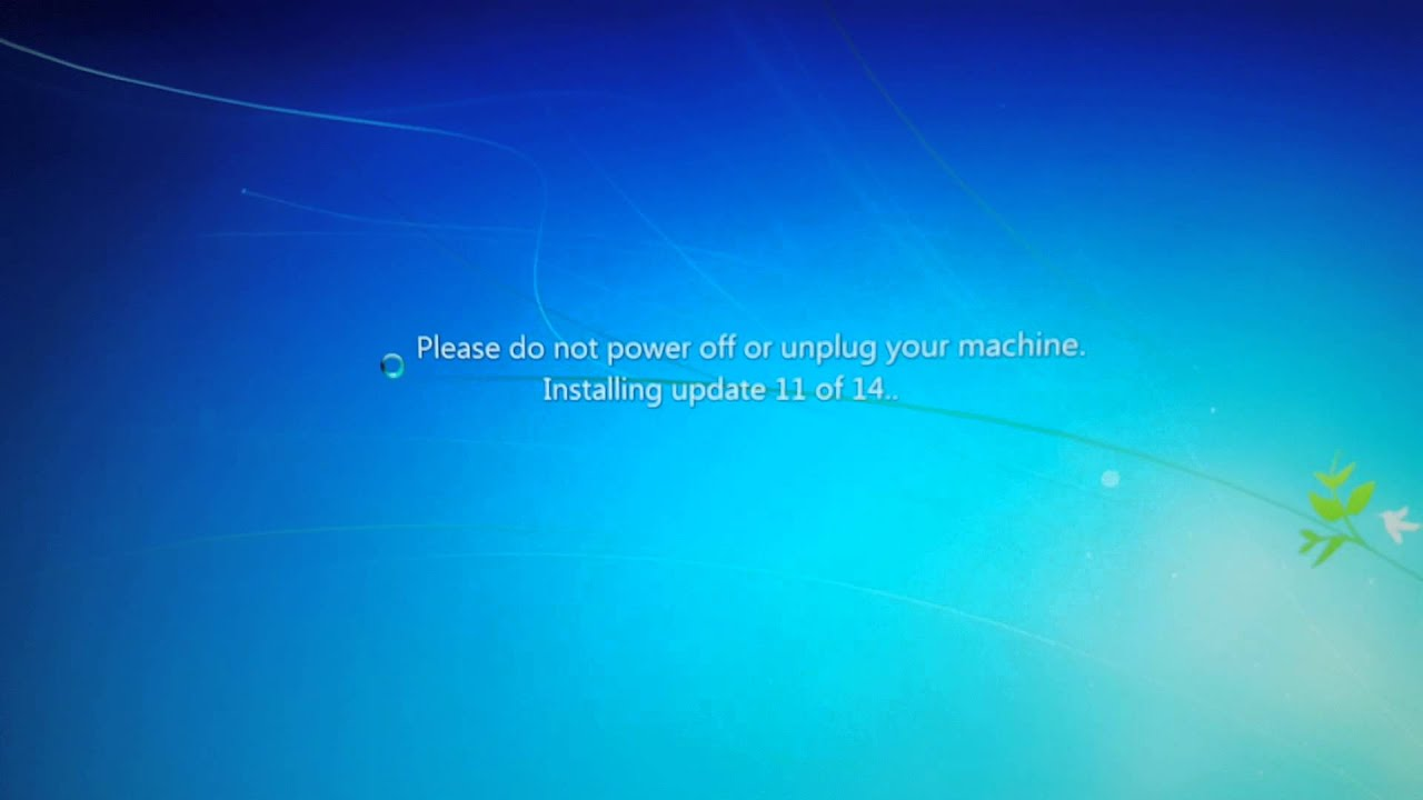 installing update stuck - Isken kaptanband co
