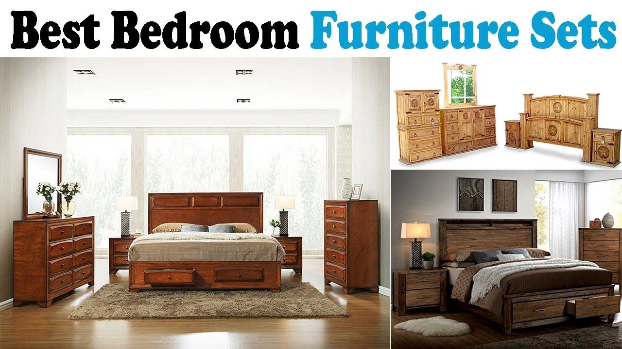 Top 5 Best Bedroom Furniture Sets 2018 Reviews