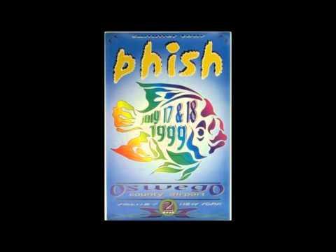 Phish - Piper 7/18/99 - Camp Oswego