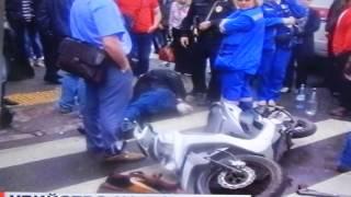 Смотреть видео Москва.Убийство на улице Покровка. онлайн