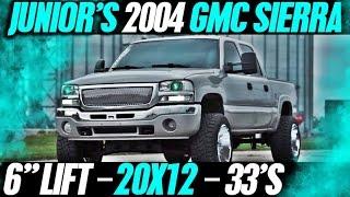 Spotlight - Junior's 2004 GMC Sierra on 6