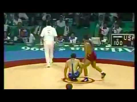 Kurt Angle - Olympic Gold Medal Match