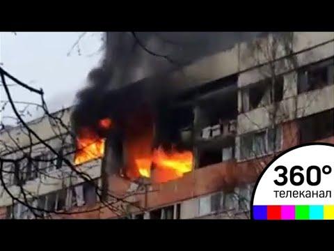 В Петербурге в жилом доме прогремел взрыв