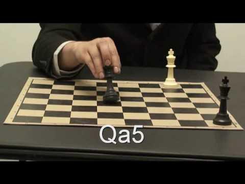 Algebraic Notation-Chess (Beginner)