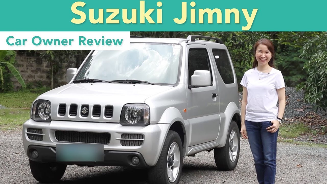 Suzuki Jimny (Car Owner Review)