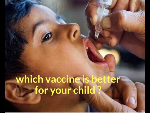 Which Vaccine Is Better For Your Child ?/ Amit Mane