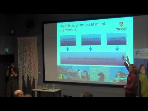 Susan Moore - Developing and managing wildlife tourism for sustainability