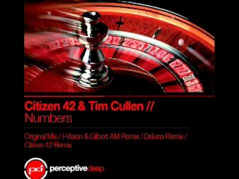 Citizen 42 & Tim Cullen - Numbers (Original Mix)