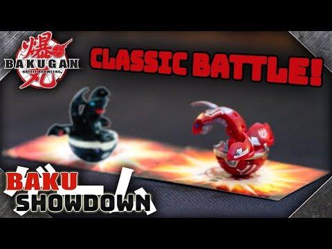 Ridiculous Classic BAKUGAN BATTLE! - Jett VS FangShaymin | BAKU-SHOWDOWN