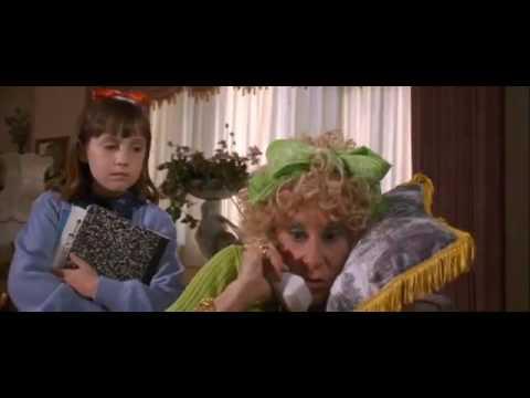 Матильда 1996 трейлер на русском