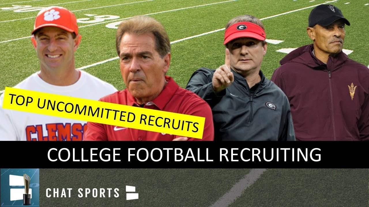 National Signing Day 2020: College football recruiting rankings, key ...