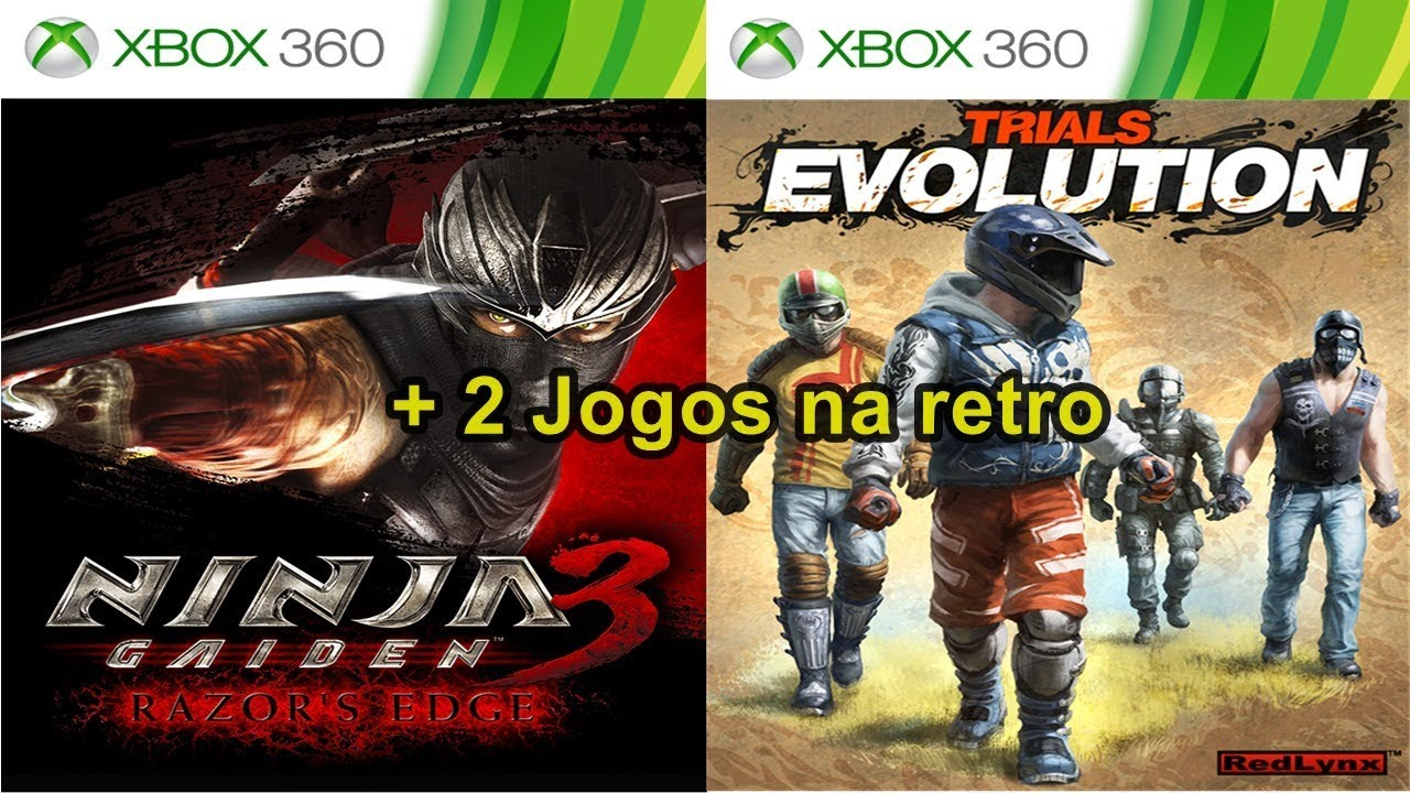 2 Games Do Xbox 360 Chega Na Retrocompatibilidade Do Xbox One