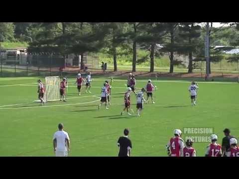 Jamie Atkinson Lacrosse Highlights 2014