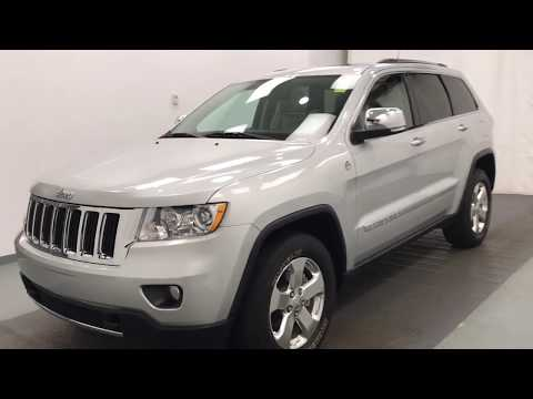 Silver 2011 Jeep Grand Cherokee  Review lethbridge ab - Davis GMC Buick Lethbridge Appraisal Grid