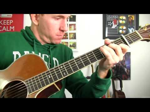 Radioactive ★ Imagine Dragons Guitar Lesson - Easy Beginners How To Play Chords