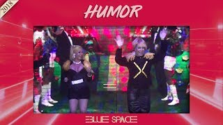 Blue Space Ofical - Humor - 28.04.18