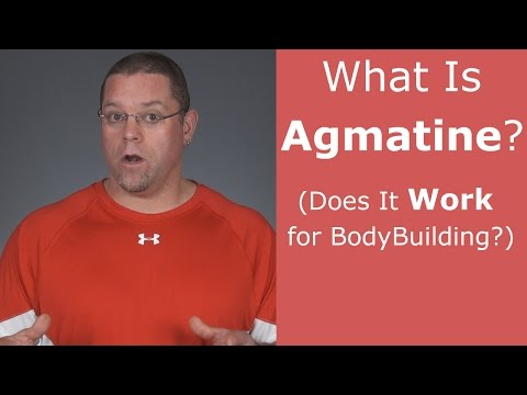 Nitric Oxide Supplements: What is Agmatine? - YouTube