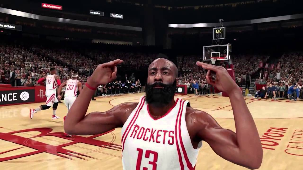 d22cacad09b NBA 2k16 OFFICIAL PS4 Gameplay Trailer - Witness Greatness! - YouTube