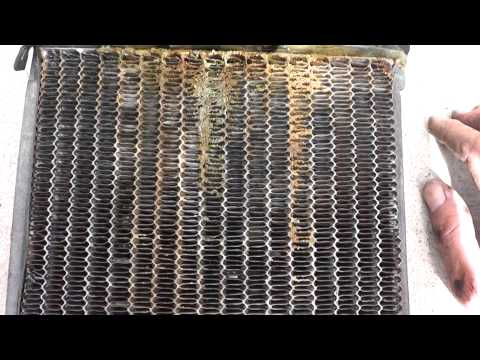 Heater Core Replacement How To - Ford Crown Victoria / Lincoln Town Car / Mercury Grand Marquis