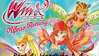 Winx Club - Alfeas Rettung! (3DS) Gameplay Part 4: Handlung 1-4