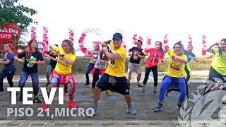 Te Vi By Piso 21,micro  Zumba  Reggaeton  Tml Crew Kramer Pastrana & Llp Myjell Bayanin
