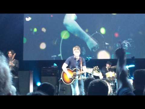 The Masterplan - Noel Gallagher, Toronto May 4, 2015
