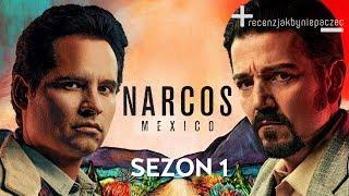NARCOS: MEXICO - TAK DOBRY jak stary Narcos? RECENZUJEMY bez spoilerów