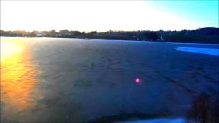 How to fast descent the Phantom 2 using manual mode ...NOT