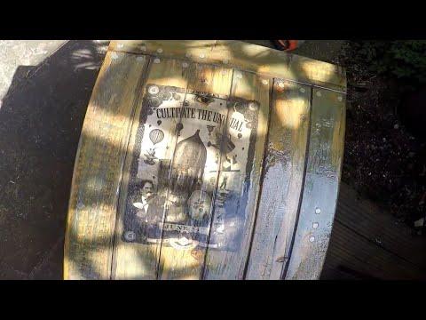 DIY Vintage Resin TABLETOP VBC