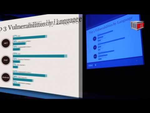 #HITB2012KUL D1T1 - Chris Wysopal - Data Mining a Mountain of Vulnerabilities