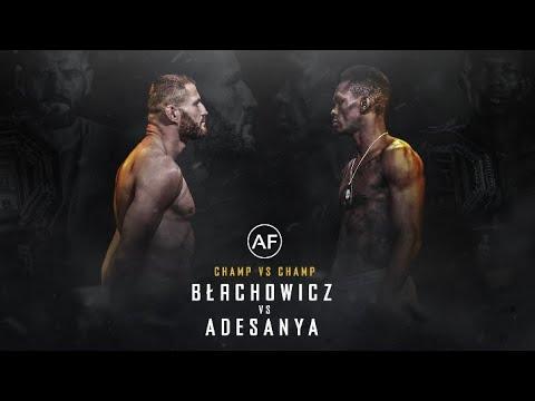 UFC 259: Blachowicz vs Adesanya   ''Destiny Awaits''   Extended Promo