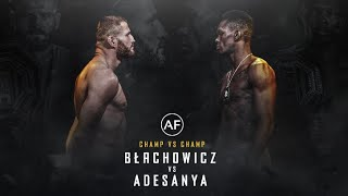 UFC 259: Blachowicz vs Adesanya | ''Destiny Awaits'' | Extended Promo