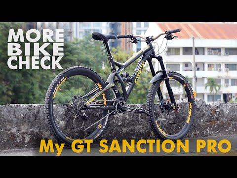 a47844d1886 GT Sanction Pro - More Bike Check - YouTube