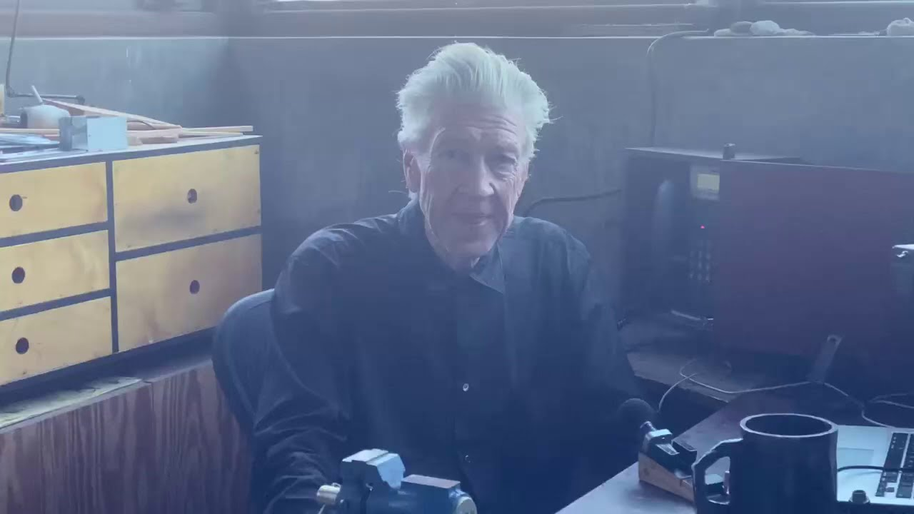 David Lynch's Weather Report 8/3/20