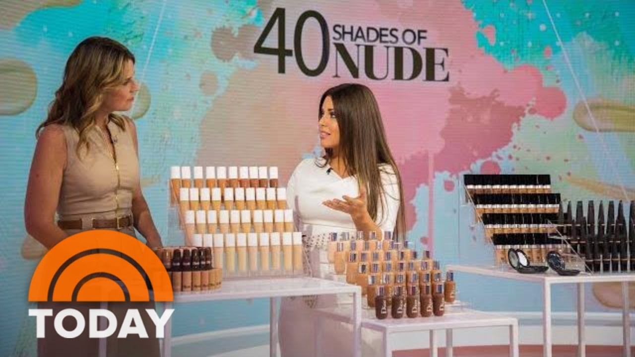 Here's How To Choose The Best Foundation Shade For Your Skin | TODAY