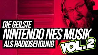 NES FM | Die geilste NINTENDO NES MUSIK als Radiosendung Vol.2 | NES Commando
