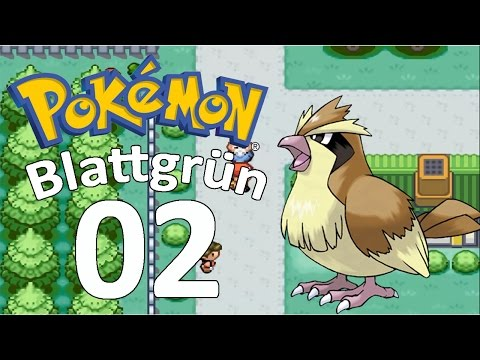 Pokémon Blattgrün #02 - Ein Vogel im Team | Threegether