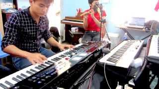 Đàn Organ - Sáo Trúc Mưa Trên Phố Huế Nguyễn Kiên _ Quốc Bảo