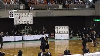IBARAKI sv OSAKA 66th All Japan Interprefectrue Kendo Championship 2018 2nd Round
