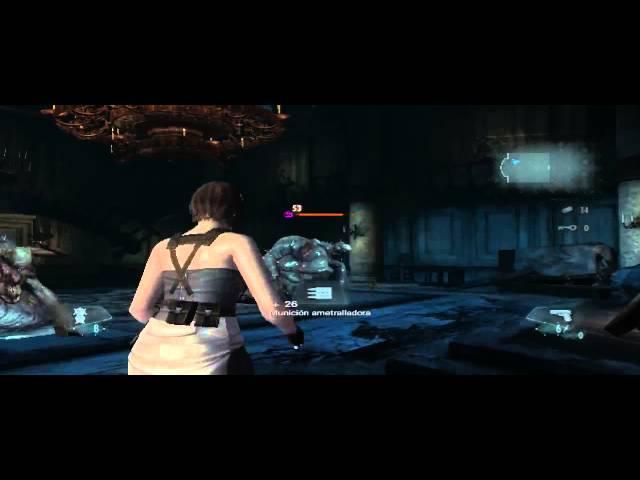 Resident Evil Revelations Modo Asalto - Nivel 20